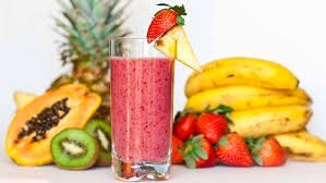 Fruit i.p.v. smoothies?